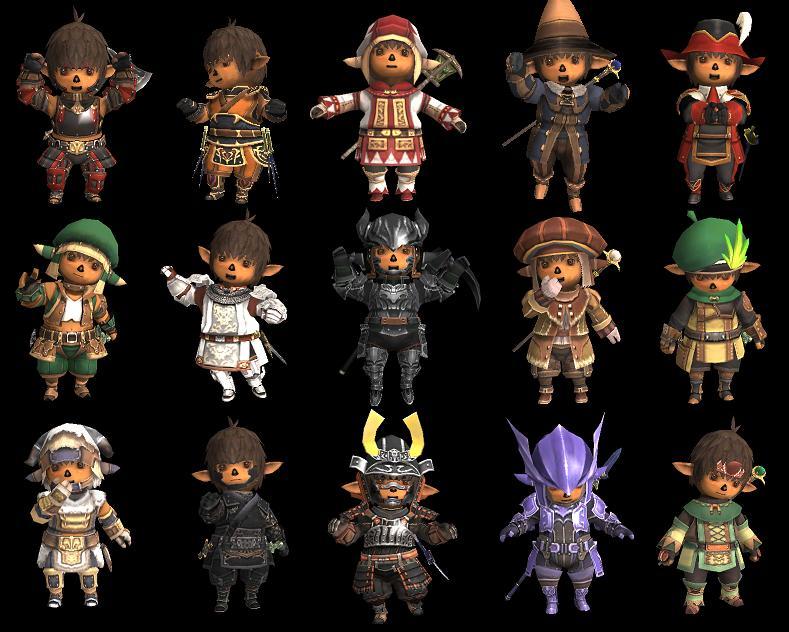 galka in AF - Dreams in Vanadiel - Final Fantasy XI Forum